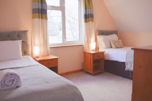Dartmoor Lodge 3 bedroom twin2