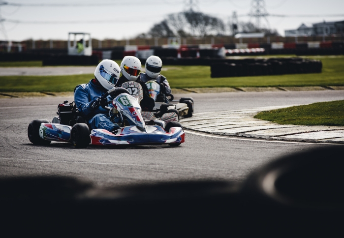go karting near Plymouth